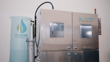 EcoClean LHF1002 DPF Cleaning Machine
